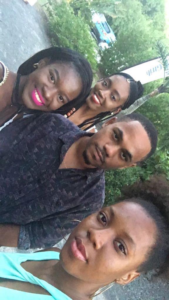 Diwane, Sosha, Kaila and I!