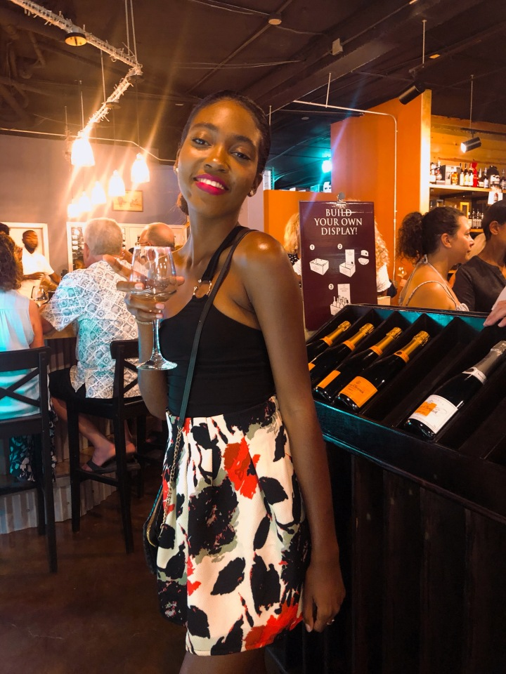 Island Girl Chronicles: Wine Down Wednesday!